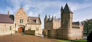 Bruidsshow in Kasteel Heeswijk