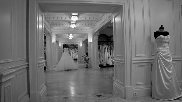 Bruidsjaponnen in De Bruidsgalerie