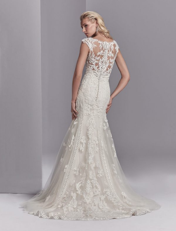 Sottero and Midgley Channing Rose
