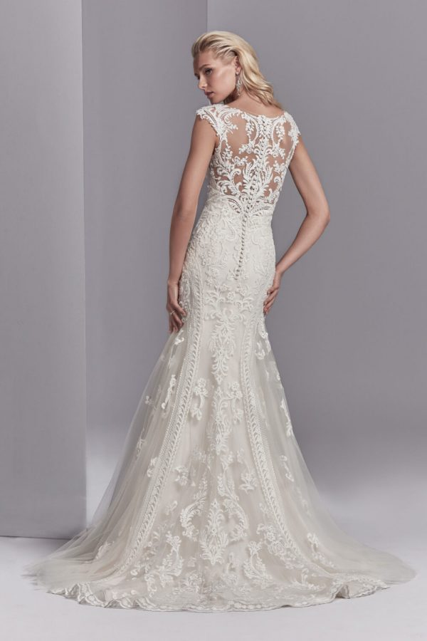 Sottero and Midgley Channing Rose De Bruidsgalerie