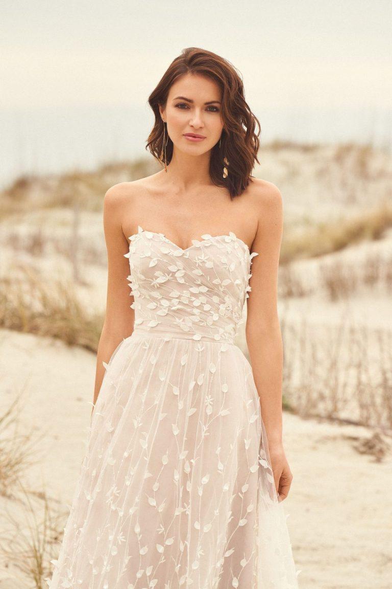 Lillian West 66117 bohemian-trouwjurk